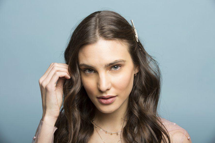 Macarena Achaga confirmó su noviazgo con un actor de la serie