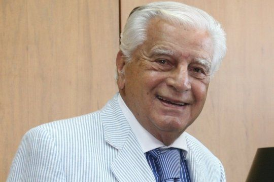 Antonio Cafiero fue gobernador de la provincia de Buenos Aires entre 1987 y 1991