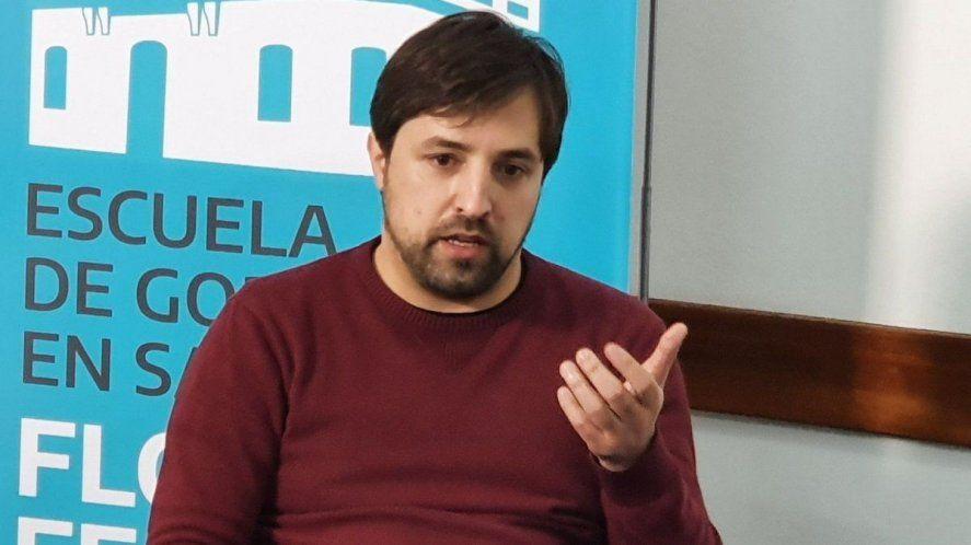 Kreplak aseguró que cae la letalidad por casos de coronavirus en la Provincia