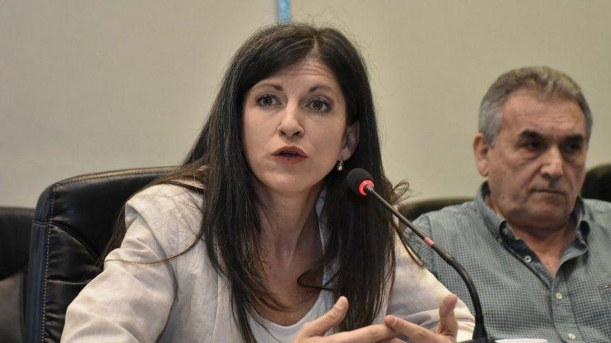 Fernanda Vallejos y una catarata de insultos contra el presidente Alberto Fernández
