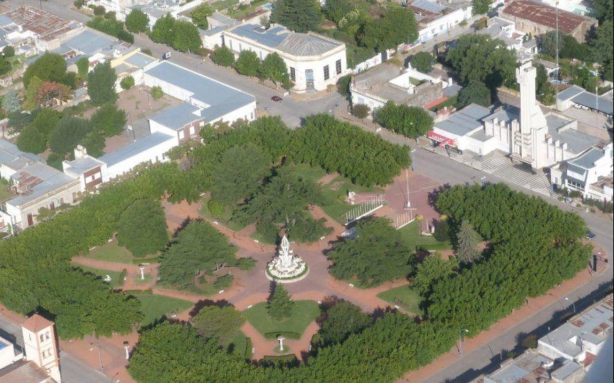 Fotos gentileza de la Municipalidad de Laprida.