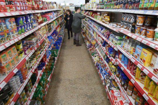 la venta en supermercados bajo 1,5% y en shoppings se desplomo 88,6%