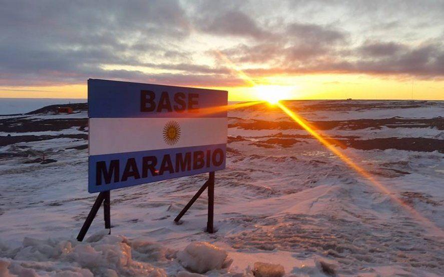 Lautaro Casella, el científico que vivió un año en la Base Marambio de la Antártida