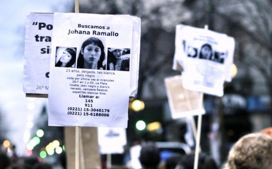 Familiares y amigos de Johana Ramallo pidieron avances en la causa