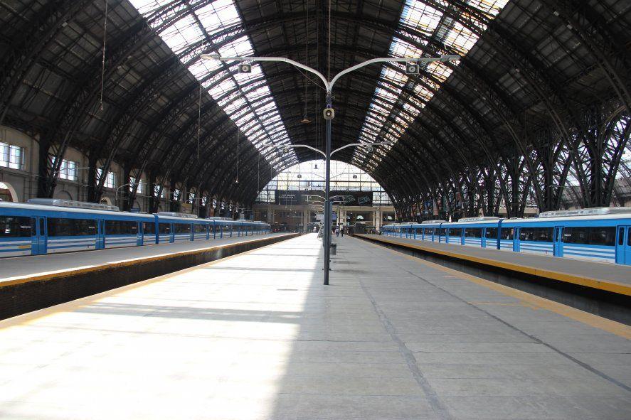 Por la obra en la estación de Retiro, hay modificaciones en el cronograma del tren Mitre