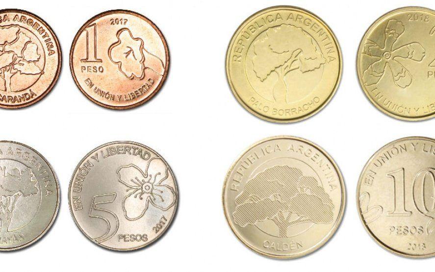 Con la despedida del de $5, cómo queda la familia de billetes y monedas vigentes