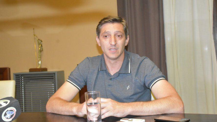 El intendente de Saavedra dio positivo de COVID