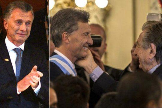 En el libro de Macri, Mauricio confundió la fecha de muerte de su padre, Franco