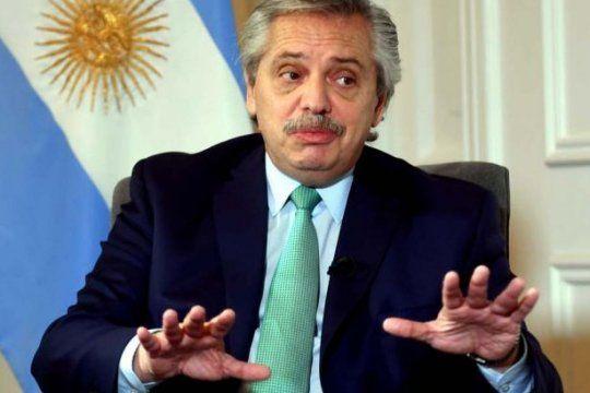 El presidente aseguró que le habían pedido tiempo a la Conmebol para confirmar sede de la copa en Argentina