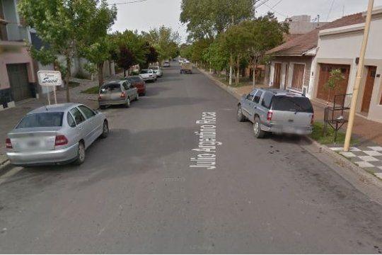 La entradera fue el 23 de marzo en calle Roca al 800 en Tres Arroyos