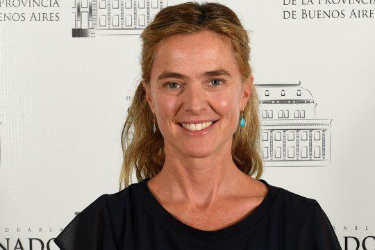 Felicitas Beccar Varela, senadora del PRO