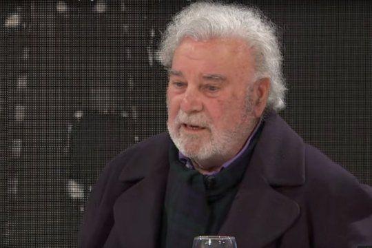 rodolfo ranni reflexiona sobre la argentina de hoy y dice: ?vivimos como en una posguerra?