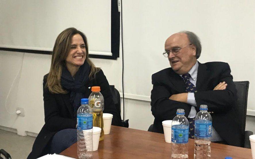 Tolosa Paz criticó la falta de políticas de empleo del municipio en un encuentro con PyMES