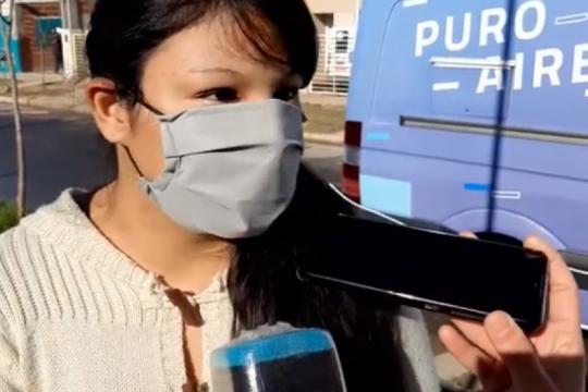 una prepaga le niega los tubos de oxigeno a una nena electrodependiente en plena pandemia