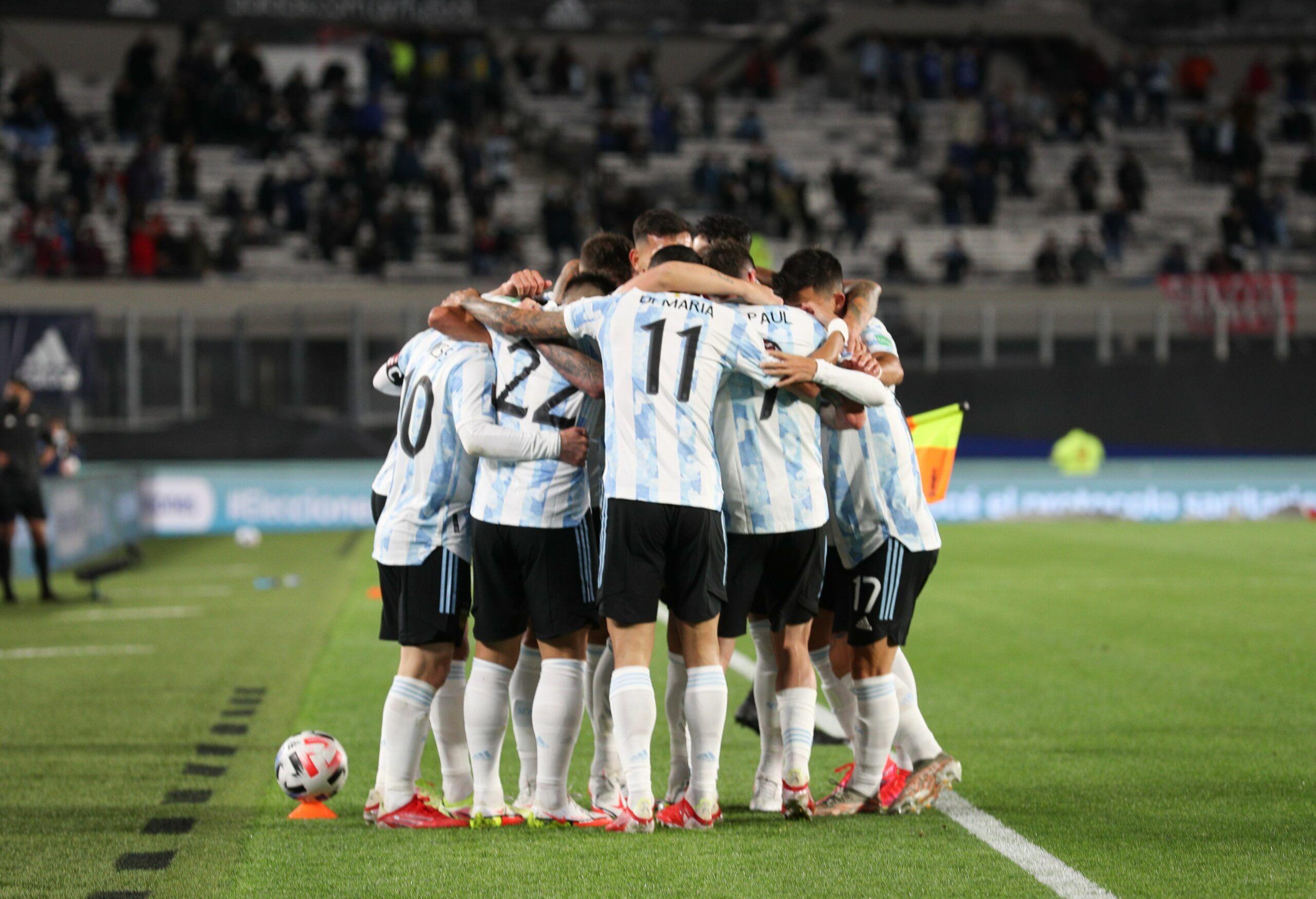 La vuelta de la Selección al Monumental no pudo ser mejor: vuelve en octubre.