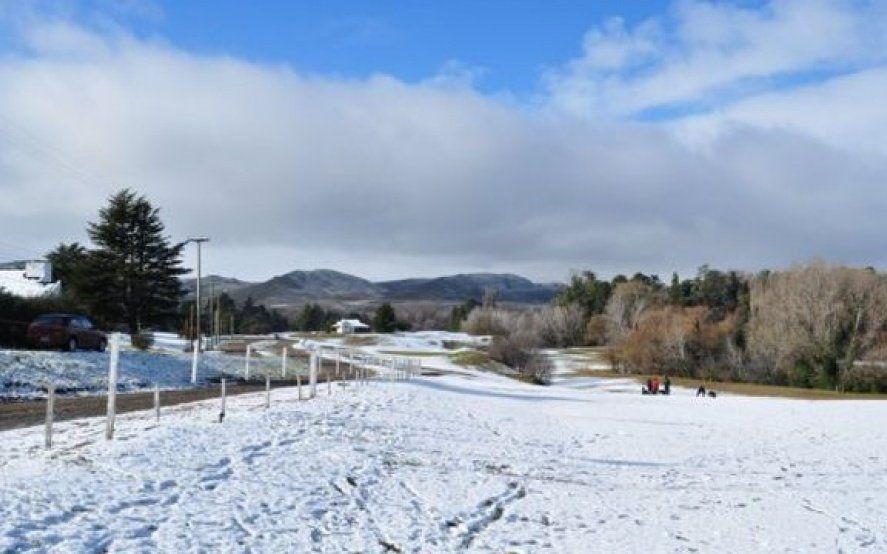 ¿Nevará en Tandil? Se espera un frente de frío polar para el fin de semana