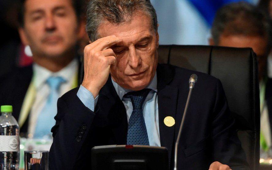 El techo cada vez más bajo: una encuesta afirma que el 60% no volvería a votar a Macri