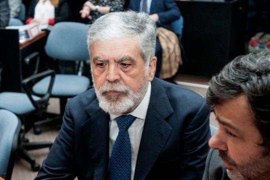 la justicia ordeno liberar al ex ministro de planificacion, julio de vido