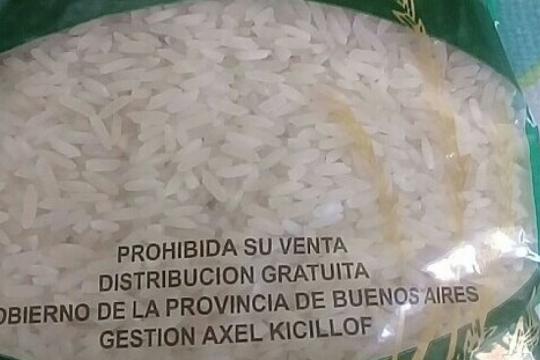 polemica por una falsa campana contra kicillof en redes sobre la distribucion de alimentos