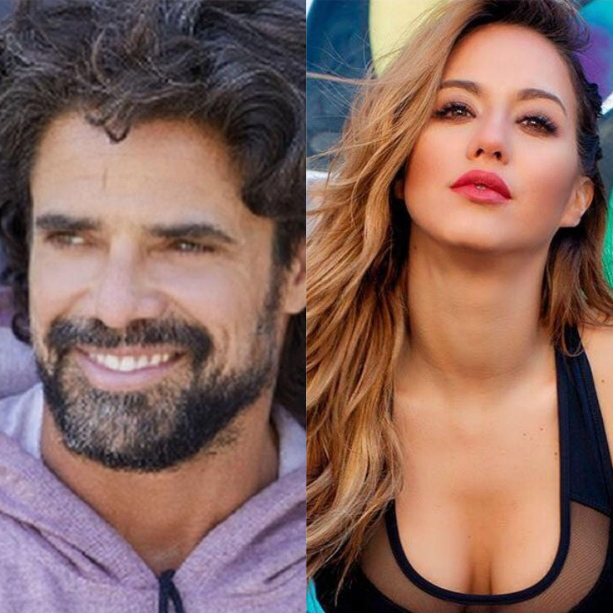 Luciano Castro confirmó su relación con Flor Vigna