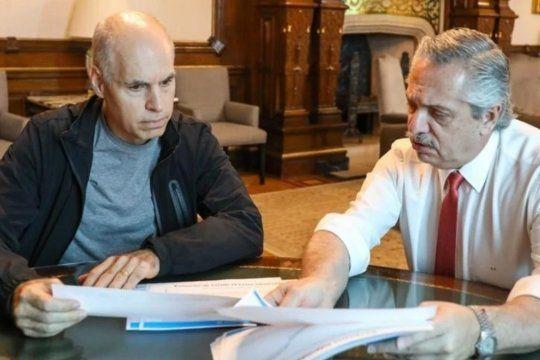 La tensión entre Alberto Fernández y Horacio Rodríguez Larreta está en su punto más alto tras la transferencia de la coparticipación desde CABA a la provincia de Buenos Aires.