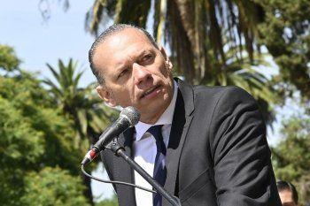 El ministro de Seguridad bonaerense, Sergio Berni, bajó su lista en la segunda sección.