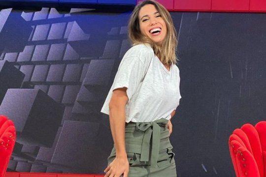 La panelista Cinthia Fernández anunció que será candidata por el partido de Amalia Granata.