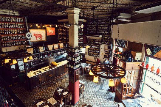 una parrilla argentina fue elegida como el mejor restaurante de latinoamerica