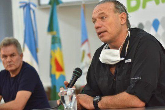 berni, el protegido: el oficialismo bloqueo un pedido de interpelacion