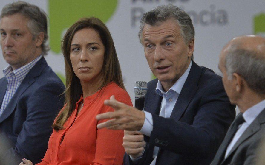 """En medio de la polémica por el """"Plan V"""", Vidal salió a diferenciarse de Marcos Peña"""