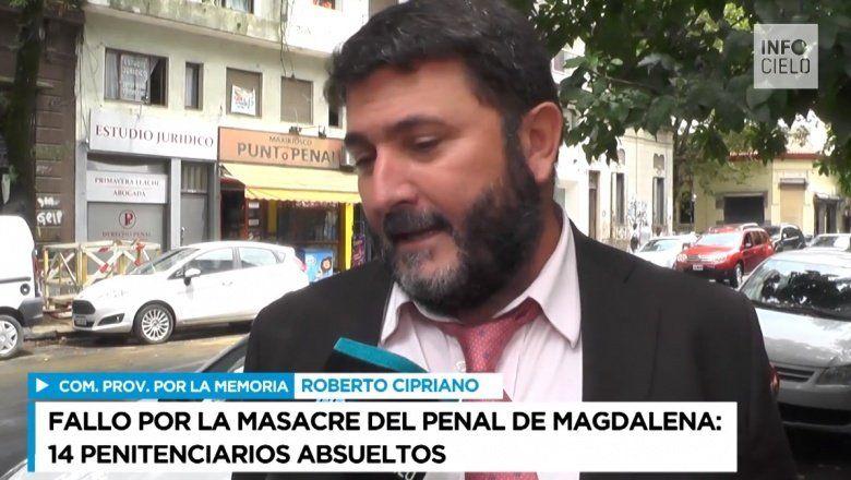 """La CPM tildó de """"vergonzoso"""" y """"escandaloso"""" el fallo por la Masacre de Magdalena"""