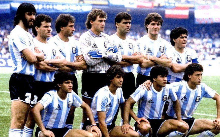 Claudio Borghi contó cómo era competir por un lugar en la Selección contra Maradona y Bochini