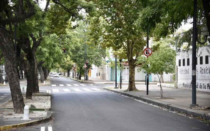 Reordenamiento vial: desde este lunes, queda prohibido estacionar sobre una diagonal de La Plata