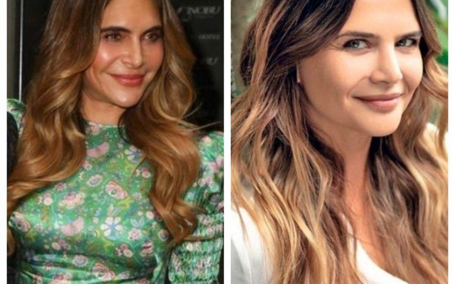 El curioso parecido entre la esposa de Robbie Williams y Amalia Granata que se volvió viral