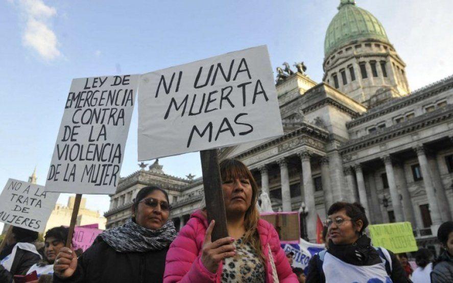 Según la Corte Suprema, en 2018 hubo 278 femicidios en el país y poco menos de la mitad fueron en la Provincia