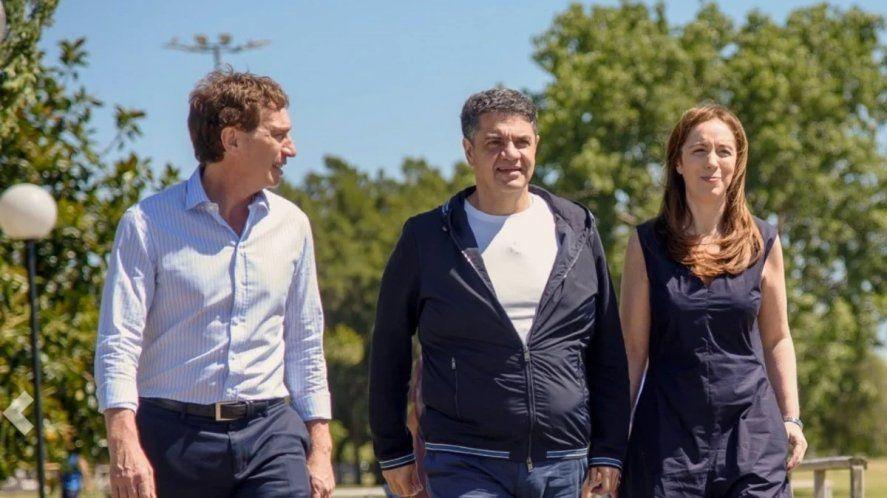Santilli y Macri serán candidatos en la Provincia