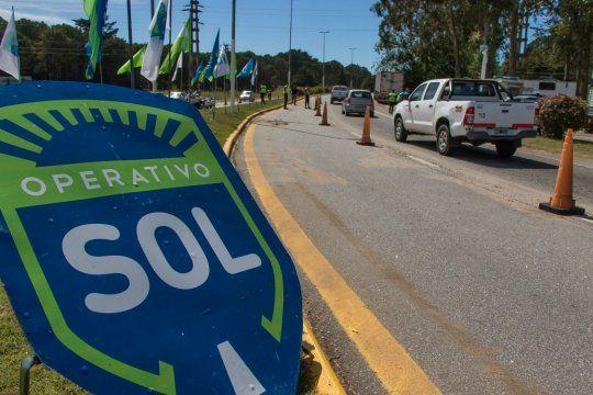 Un turista de 41 años sufrió un escruche anoche en Pinamar