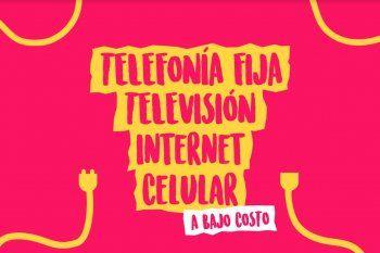 Telefonía, televisión, internet y celular a bajo costo: cómo gestionarlo