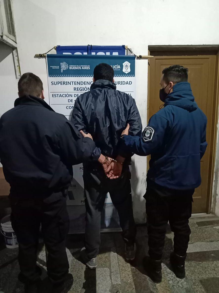 La Plata: detenido por golpear a la pareja y a la hija de 12 años
