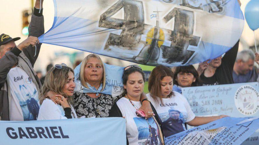 Denuncia por espionaje ilegal realizado sobre familiares de los tripulantes del ARA San Juan durante el Gobierno de Cambiemos.