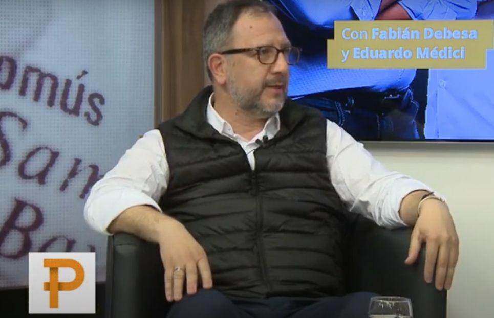 """Fabián Perechodnik negó de plano que haya una extorsión"""" en el Senado bonaerense"""