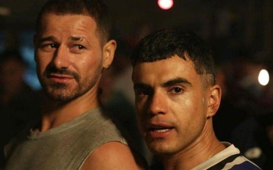 """Mirá las imágenes de Rodrigo Mora como nuevo actor de """"El Marginal 3"""""""