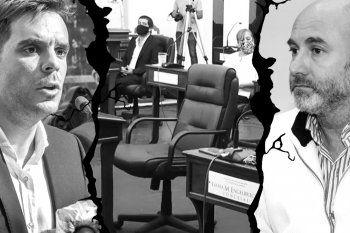 Se terminó de romper la relación Passaglia-Petroni. Imagen radionoba.com.ar
