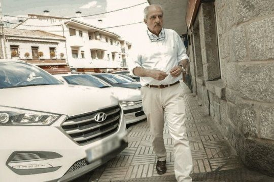 indignacion: un genocida que participo de los vuelos de la muerte fue encontrado paseando en espana