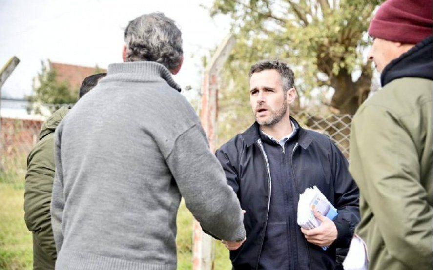 """Achával salió fuerte contra el intendente de Pilar: Ducoté está escondido en la campaña del verso"""""""