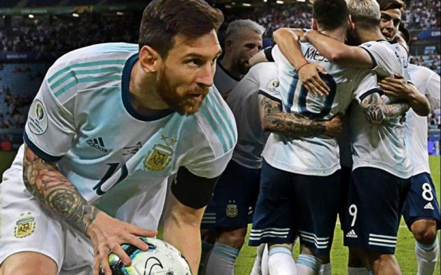 El peor Messi, la mejor Selección y el sueño de bajar a Brasil