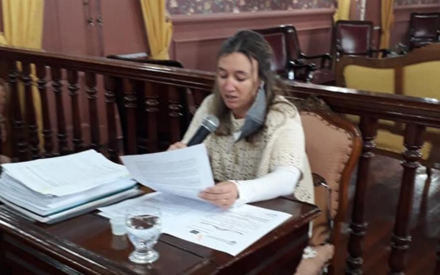 Un caso de COVID 19 provocó una crisis dentro del Concejo Deliberante de Mercedes