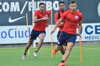 Alejadro Donatti tiene contrato con San Lorenzo y recibio el llamado desde Estudiantes