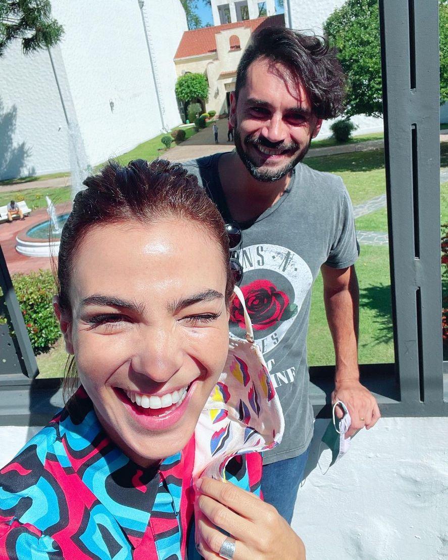 Crecen los rumores de separación entre Gonzalo Heredia y Brenda Gandini