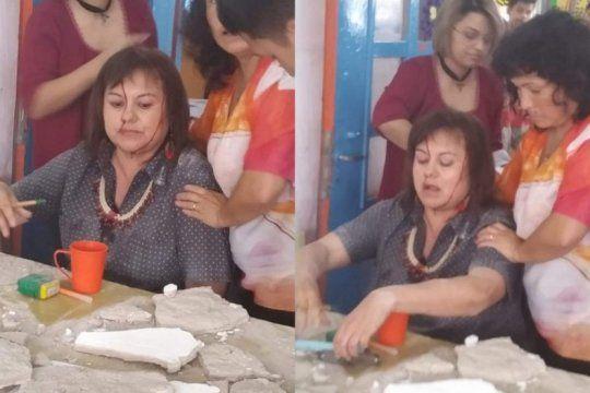 una docente herida tras el derrumbe del techo de una escuela en florencio varela: responsabilizan a vidal